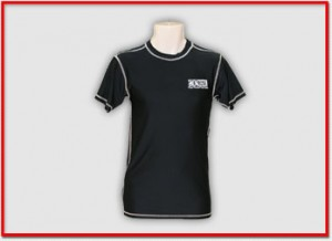 Rash Guard Compression Top