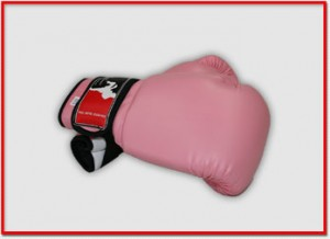 Women's Muay Thai Gloves