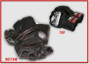 MMA Thumbless Gloves